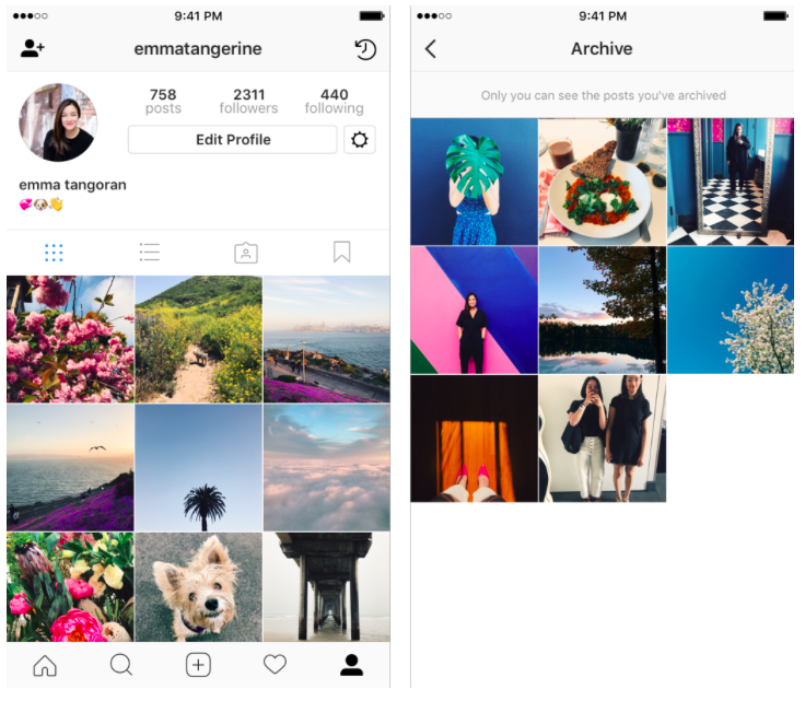 Instagram-grid