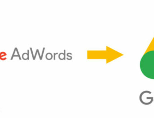 Google Adwords verandert in Google Ads